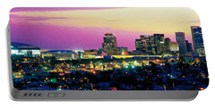 Phoenix Az Portable Battery Charger by Panoramic Images