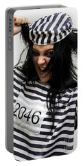 Pleading Insanity Portable Battery Charger by Jorgo Photography - Wall Art Gallery