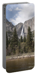 Yosemite National Park Portable Battery Charger by Juli Scalzi