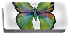 11 Prism Butterfly Portable Battery Charger by Amy Kirkpatrick