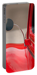 1940 Ford Deluxe Coupe Rear View Mirror Portable Battery Charger by Jill Reger