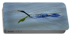 Anhinga Portable Battery Charger by Art Wolfe