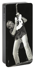 Def Leppard Portable Battery Charger by Concert Photos