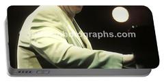 Elton John Portable Battery Charger by Concert Photos
