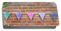 Bunting Portable Battery Charger by Tom Gowanlock