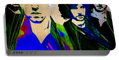 Coldplay Collection Portable Battery Charger by Marvin Blaine