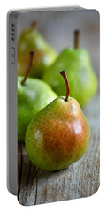 Pears Portable Battery Charger by Nailia Schwarz