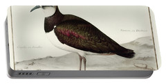 A Lapwing Portable Battery Charger by Nicolas Robert