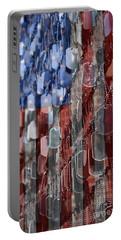American Sacrifice Portable Battery Charger by DJ Florek