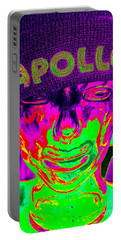 Apollo Abstract Portable Battery Charger by Ed Weidman
