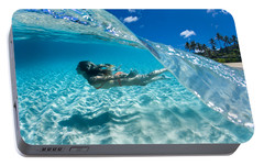 Aqua Dive Portable Battery Charger by Sean Davey