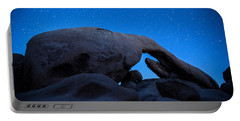 Arch Rock Starry Night 2 Portable Battery Charger by Stephen Stookey
