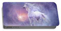 Astral Unicorn Portable Battery Charger by Steve Read