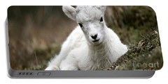 Baby Goat Portable Battery Charger by Marvin Blaine