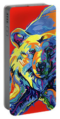 Barehead Portable Battery Charger by Derrick Higgins