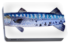 Barracuda Portable Battery Charger by Carey Chen