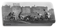 Bears Are 1933 Nfl Champions Portable Battery Charger by Underwood Archives