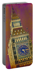 Big Ben 11 Portable Battery Charger by Stephen Stookey