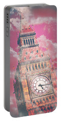 Big Ben 12 Portable Battery Charger by Stephen Stookey