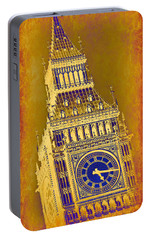 Big Ben 3 Portable Battery Charger by Stephen Stookey