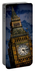 Big Ben 5 Portable Battery Charger by Stephen Stookey