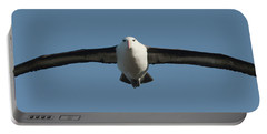 Black-browed Albatross Thalassarche Portable Battery Charger by Panoramic Images