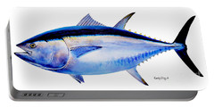 Bluefin Tuna Portable Battery Charger by Carey Chen