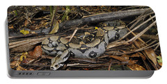 Boa Constrictor Portable Battery Charger by Francesco Tomasinelli