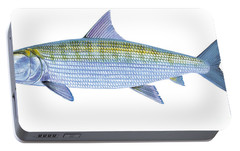 Bonefish Portable Battery Charger by Carey Chen