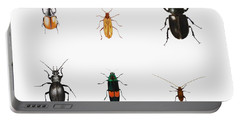 Bugs Portable Battery Charger by Ele Grafton