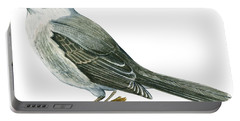 Canada Jay Portable Battery Charger by Anonymous
