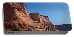 Canyon Dechelly Navajo Nation Portable Battery Charger by Bob and Nadine Johnston