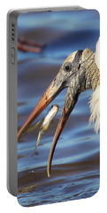 Catch Of The Day Portable Battery Charger by Bruce J Robinson