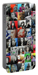 Mosaic - Ccart Mosaic - Series II Portable Battery Charger by Christian Chapman Art