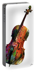 Cello Portable Battery Charger by Mark Ashkenazi