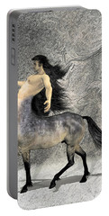 Centaur Portable Battery Charger by Quim Abella