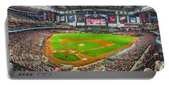 Chase Field 2013 Portable Battery Charger by C H Apperson