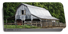 Clubhouse Road Barn Portable Battery Charger by Cricket Hackmann