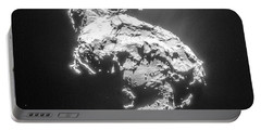Portable Battery Charger featuring the photograph Comet 67pchuryumov-gerasimenko by Science Source