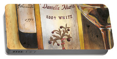 Danielle Marie 2004 Portable Battery Charger by Debbie DeWitt