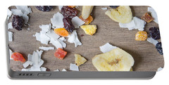 Dried Fruit Portable Battery Charger by Tom Gowanlock