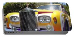 Elton John's Old Rolls Royce Portable Battery Charger by Barbie Corbett-Newmin