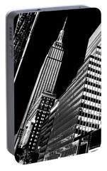 Empire Perspective Portable Battery Charger by Az Jackson