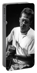 Eric Clapton 003 Portable Battery Charger by Timothy Bischoff