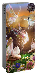 Fairy Ballet Portable Battery Charger by Garry Walton