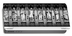 Faithful Witnesses -- Poster Portable Battery Charger by Stephen Stookey