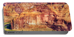 Farming In Canyon De Chelly Portable Battery Charger by Bob and Nadine Johnston