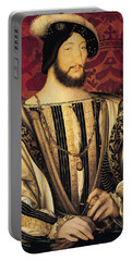 Francois I Portable Battery Charger by Jean Clouet