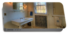 Glensheen Bathroom Duluth Portable Battery Charger by Amanda Stadther