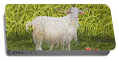Goat Portable Battery Charger by Ditz